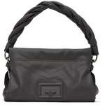 Grey Medium ID93 Shoulder Bag
