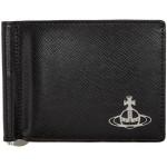 Black Kent Money Clip Bifold Wallet