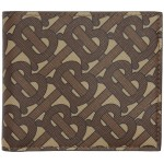 Brown Monogram E-Canvas Wallet