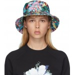 Black Vans Edition Floral Bucket Hat