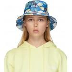 Blue Vans Edition Floral Bucket Hat