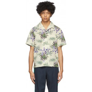 Off-White Sea Lily Shirt