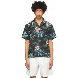 Black Sea Lily Shirt