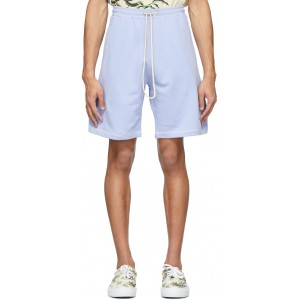 Blue Compass Shorts
