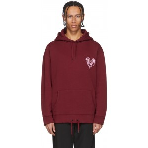 Red Limited Edition Valentine's Day Hoodie