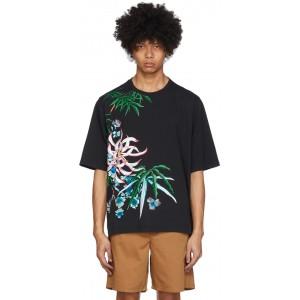 Black Sea Lily T-Shirt