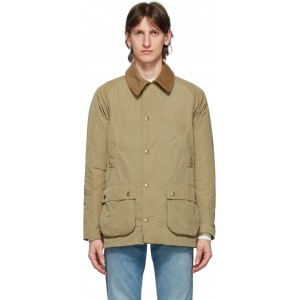Beige Bedale Casual Jacket