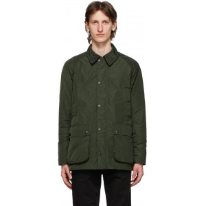 Green Bedale Tech Casual Jacket
