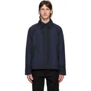 Navy Engineered Garments Edition Washed Graham Jacket