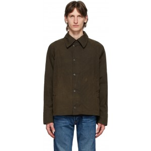 Brown Engineered Garments Edition Washed Graham Jacket