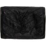 Black Trifold Compact Niki Wallet