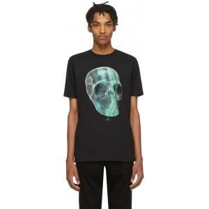 Black Crystal Skull T-Shirt