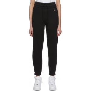 Black Fleece Lounge Pants