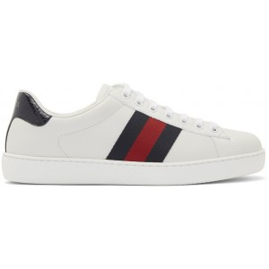 White Ace Sneakers