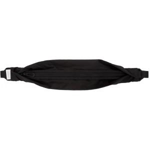 Black Adda Bag Strap Pouch