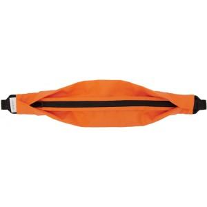 Orange Adda Bag Strap Pouch