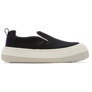 Black Canvas Venice Sneakers