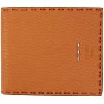 Orange Roman Bifold Wallet
