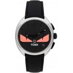Black & Pink 'Momento Fendi' Bugs Chronograph Watch