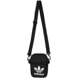 Black Trefoil Festival Bag