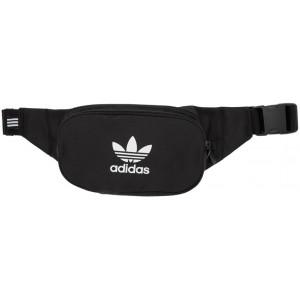 Black Essentials Crossbody Bag