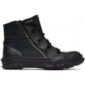Black Chuck Taylor MC18 High-Top Sneakers