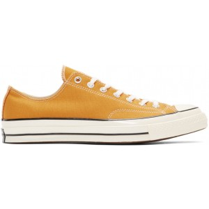 Yellow Chuck 70 Low Sneakers