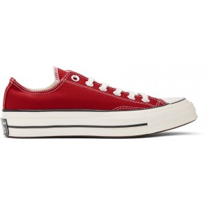 Red Chuck 70 Low Sneakers