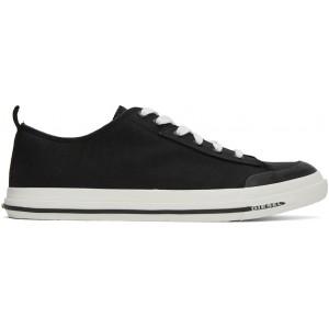 Black S-Astico Sneakers