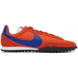 Orange Waffle Racer Sneakers