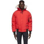 Red Down Chilliwack Bomber Jacket