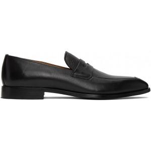 Black Lisbon Loafer