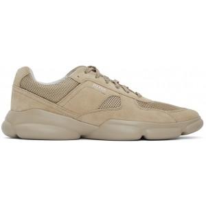 Beige Rapid Runner Sneakers