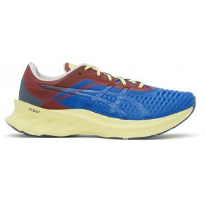 Blue & Red Asics Edition Novablast Sneakers