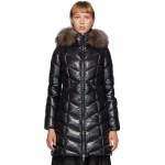 Black Down Fulmarus Coat
