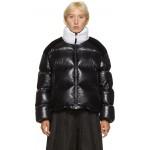 Black Down Chouelle Jacket