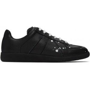Black Replica Pollock Sneakers