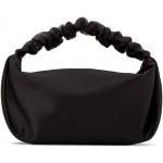 Black Mini Scrunchie Bag