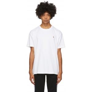 White Classic Soft T-Shirt