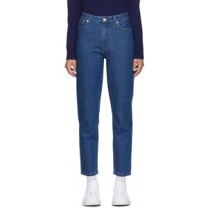 Indigo 80s Jeans