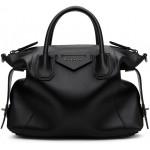 Black Soft Small Antigona Bag
