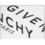 White & Black Logo 3CC Card Holder