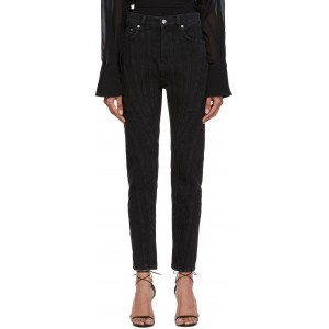 Black Girlfriend Twist Jeans