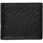 Black Monogram International Wallet
