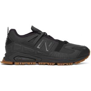 Black XRCT Sneakers