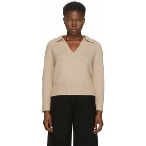 Beige Cashmere Clifton Gate Polo