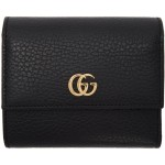 Black Small Marmont Wallet
