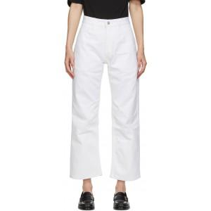 White Denim Ruthe Selvedge Jeans