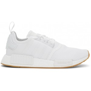 White NMD R1 Sneakers