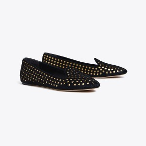 OLYMPIA CALF HAIR LOAFER